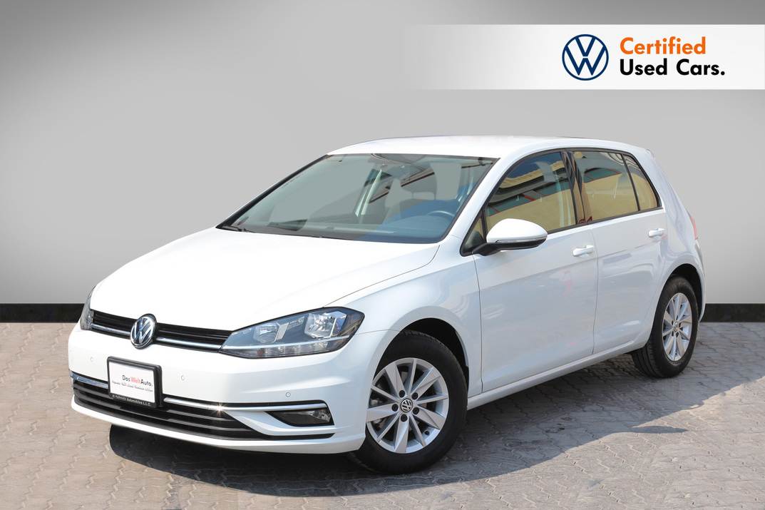 Volkswagen NEW GOLF SE 1.0L  - Certified Pre Owned -Warranty until 2022 - 2018