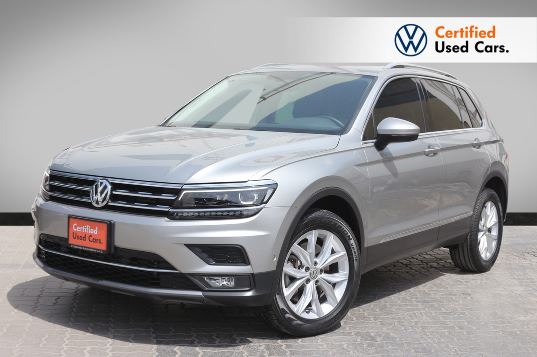 Volkswagen THE NEW TIGUAN SEL 2.0L - Certified Pre Owned - Warranty until 2023 - 2018