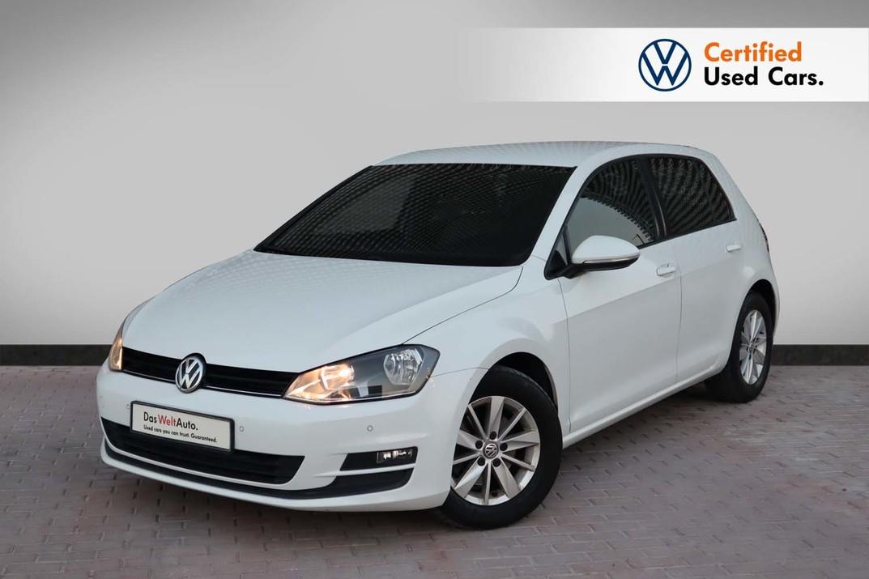 Volkswagen Golf Comfortline BlueMotion Technology 1.2 l TSI 77 kW (105 PS) 7-speed dual-clutch transmission DSG - 2014