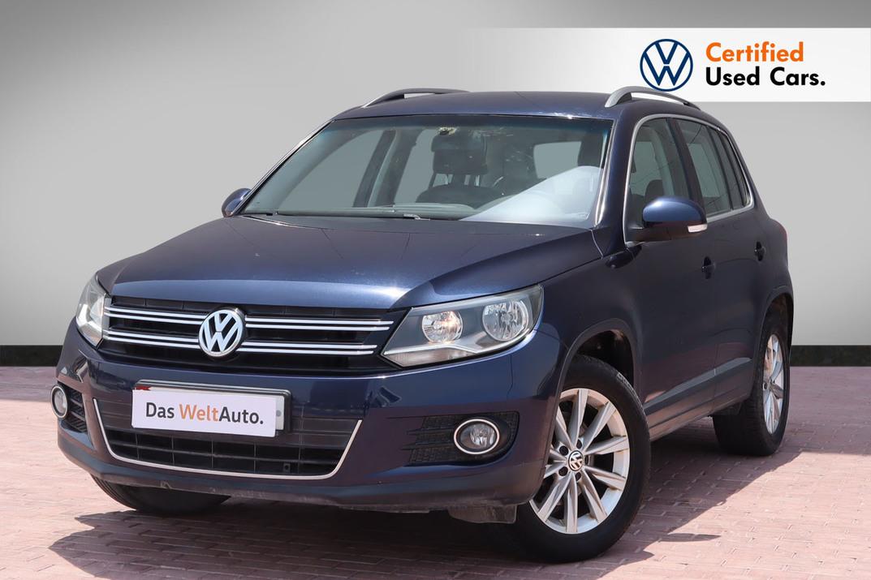 Volkswagen Tiguan 1.4 SE - 2015