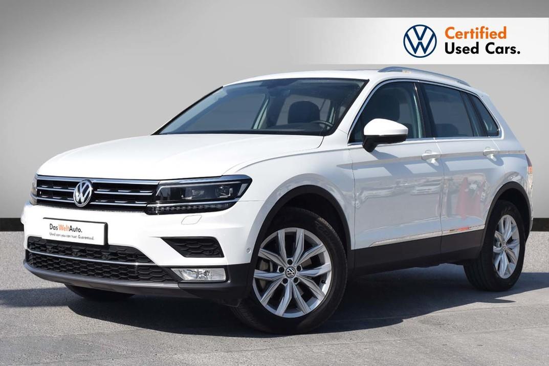 Volkswagen Tiguan SEL- 4MOTION  2.0 l TSI 132 kW (180 PS) - 2020