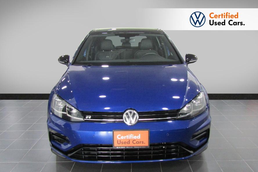 Volkswagen Golf R Pkg 1 - 2019