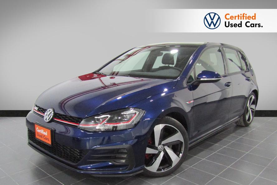 Volkswagen GTI PKG 2 - 2019