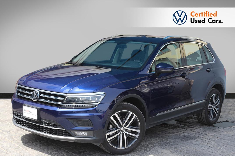 Volkswagen Tiguan Sport 2.0L - Certified Pre-Owned - Warranty Until 2023 - 2018