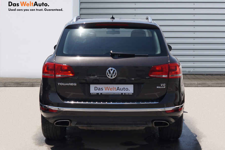 Volkswagen Touareg SEL 280ps - 2015