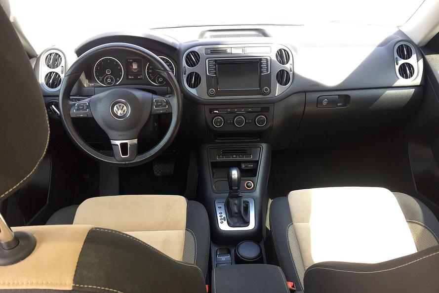 Volkswagen Tiguan SEL 4WD 170ps - 2016
