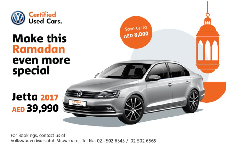 Volkswagen Ramadan Offers