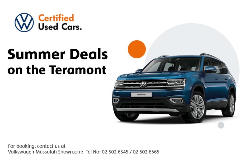 Volkswagen Summer Offers
