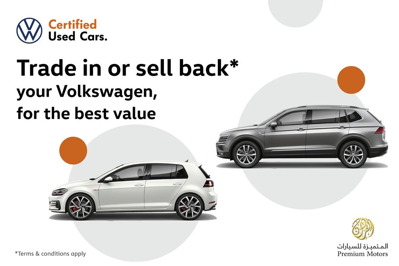 Get the best value for your Volkswagen*