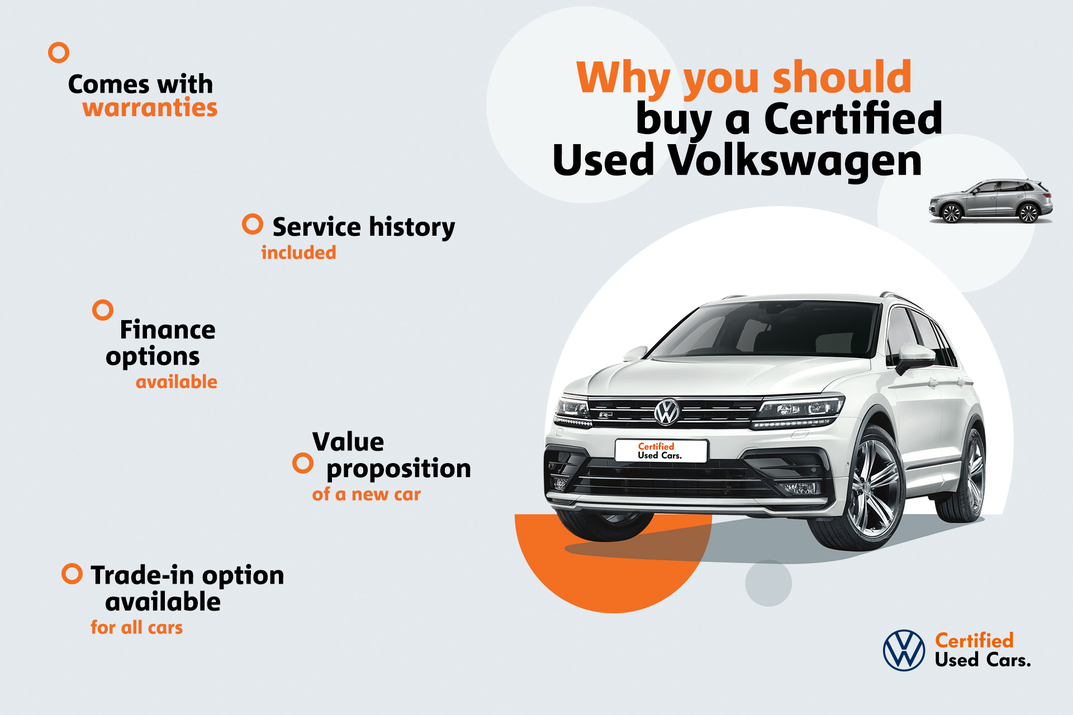 Why you should buy a Certified Used Volkswagen