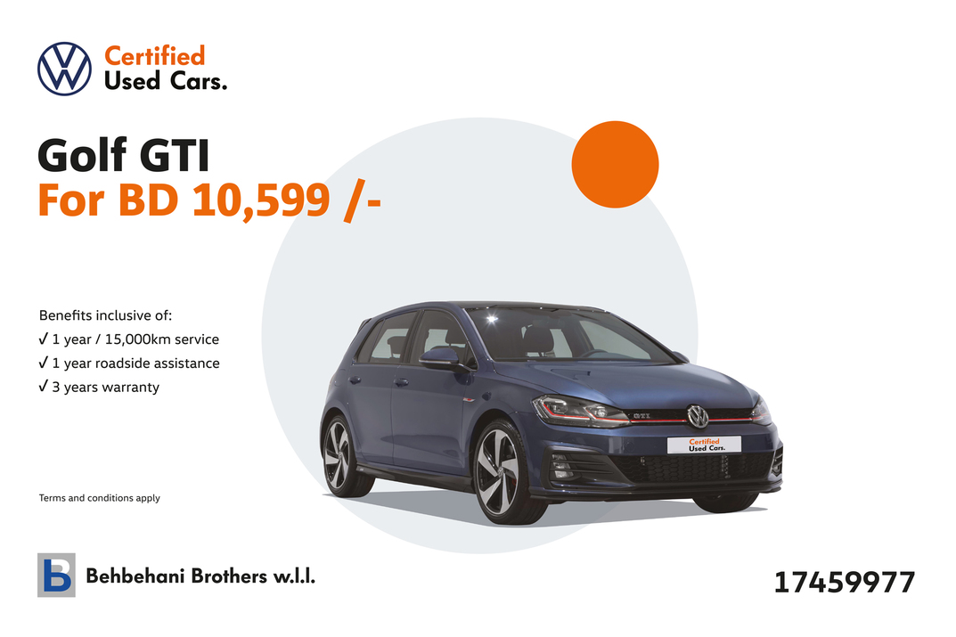 The best of Volkswagen at a reduced cost.